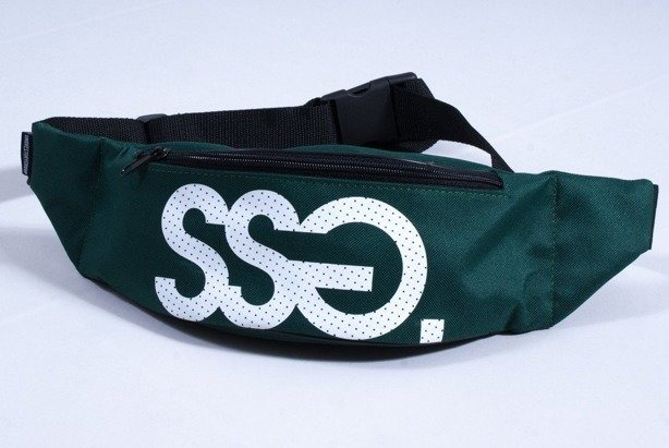 SSG SASZETKA DOT GREEN-WHITE