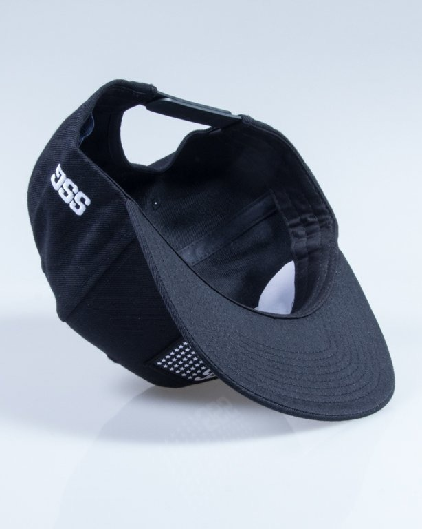 SSG SNAPBACK FLAG BLACK