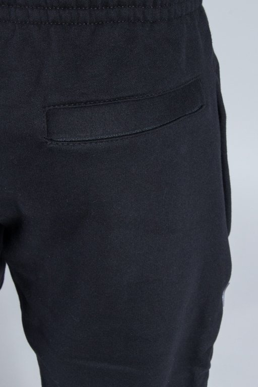 SSG SWEATPANTS SLIM TAG  BLACK