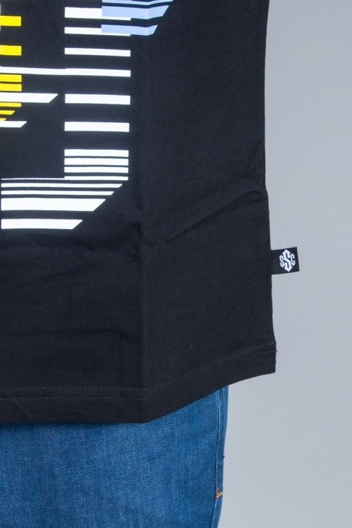 SSG T-SHIRT HOLOGRAM BLACK
