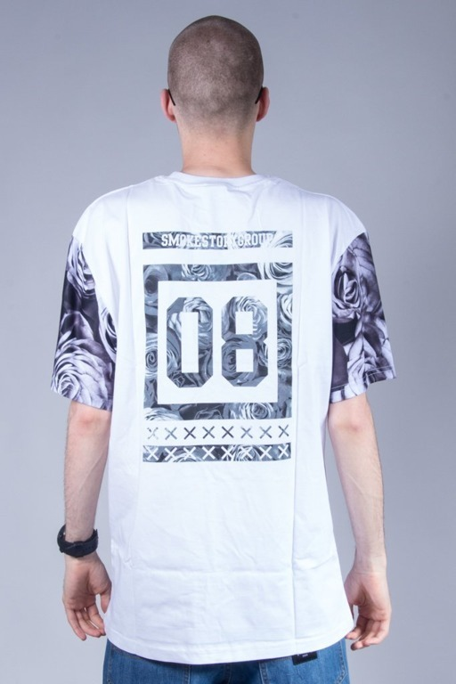 SSG T-SHIRT ROSE 08 WHITE
