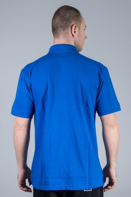 STOPROCENT POLO TAG16 BLUE