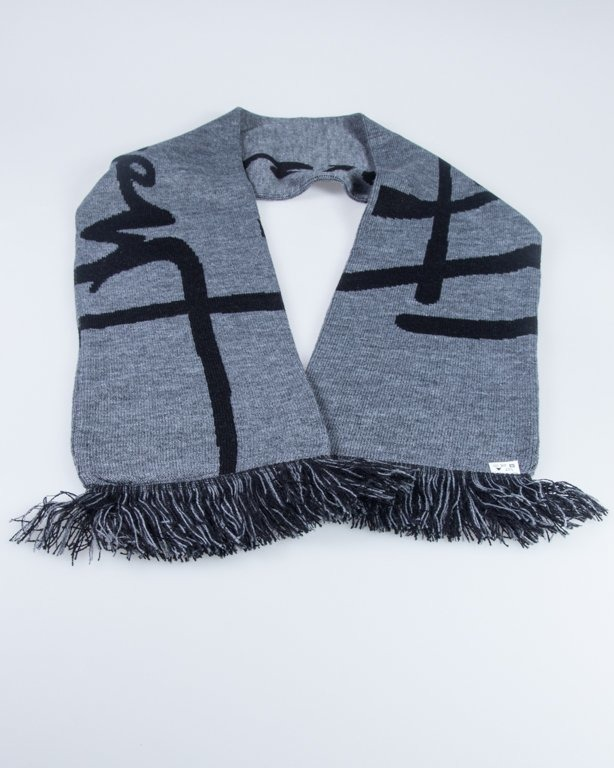 STOPROCENT SCARF TAG16 GREY
