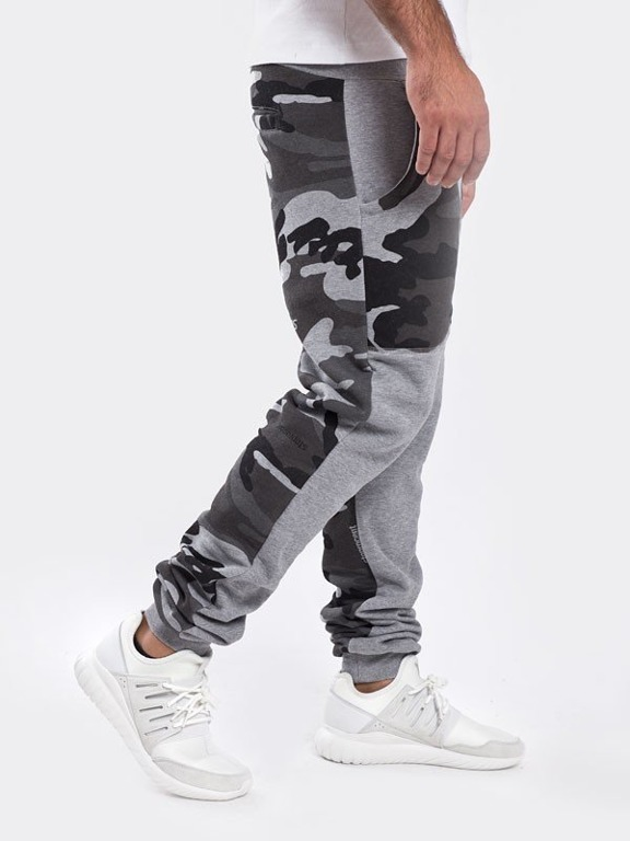 STOPROCENT SWEATPANTS COWBOY CAMUBACK GREY