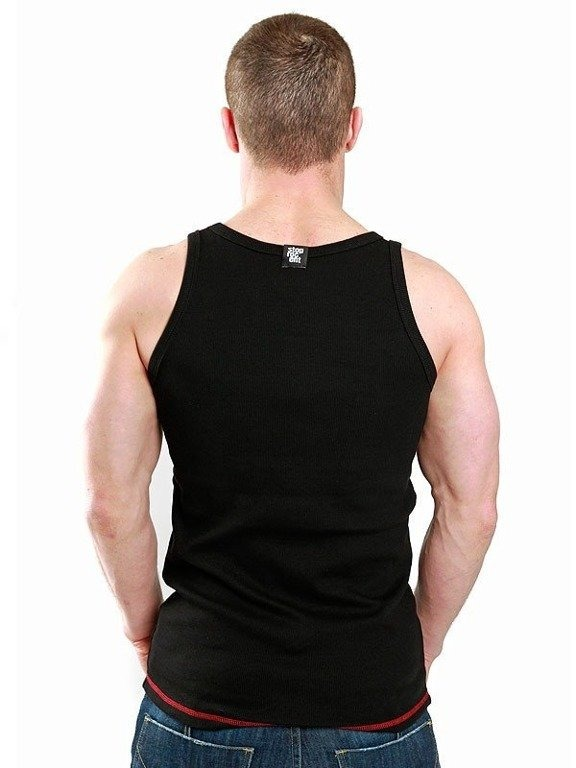 STOPROCENT TANK TOP CLASSIC2015 BLACK