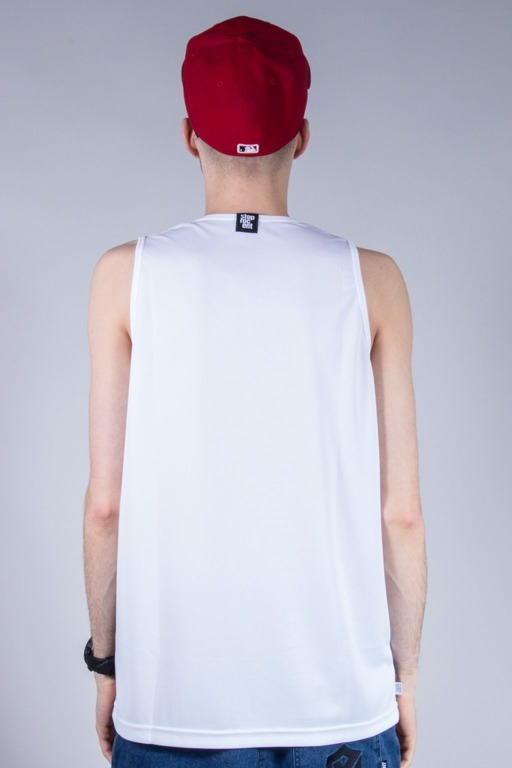 STOPROCENT TANK TOP SMALLS WHITE