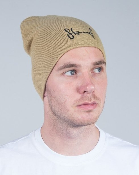 STOPROCENT WINTER CAP SMALLTAG16 BEIGE