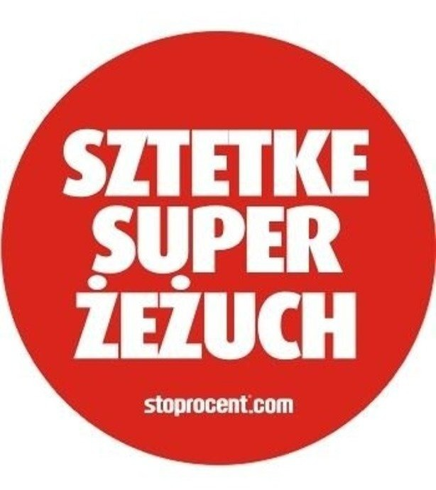 STOPROCENT WLEPA SZTETKE RED