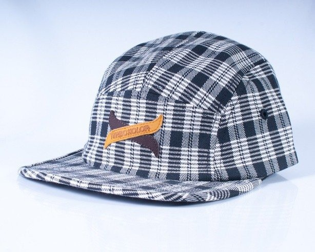 TURBOKOLOR CZAPKA PAGAN CAP CHECKS