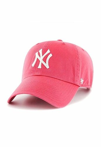 47 BRAND CAP CLEAN UP NEW YORK YANKEES PINK
