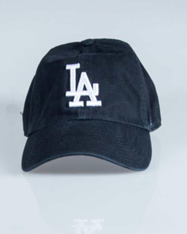 47 BRAND CAP LOS ANGELES DODGERS BLACK