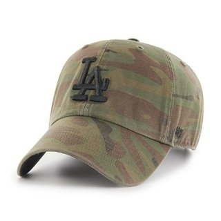 47 BRAND CAP LOS ANGELES DODGERS CLEAN UP CAMO