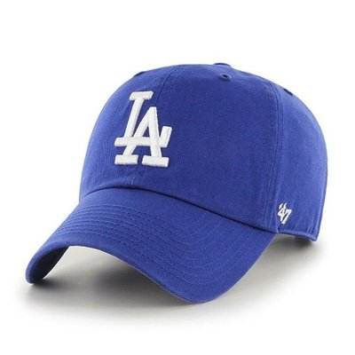 47 BRAND CAP MLB LOS ANGELES DODGERS BLUE