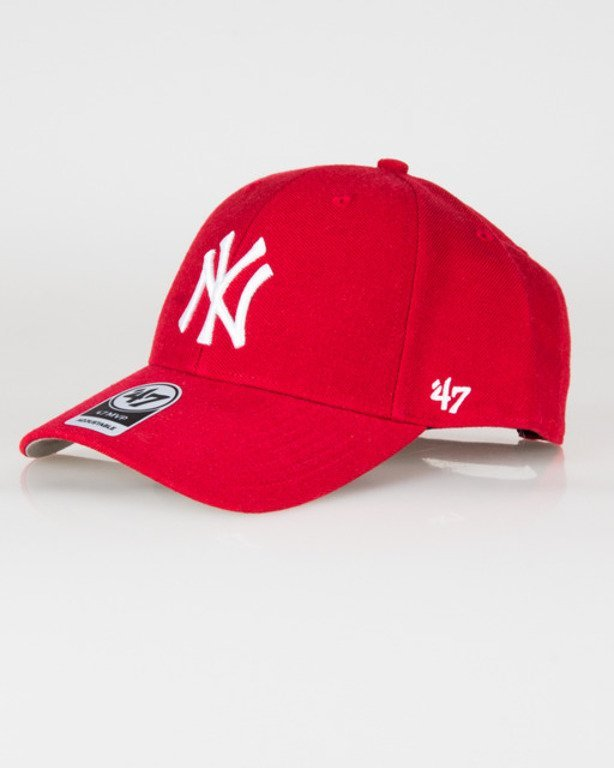 47 BRAND CAP MVP NY YANKEES RED