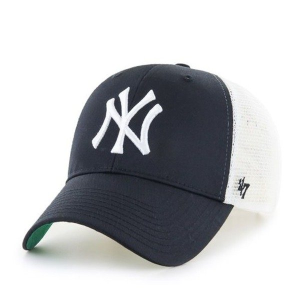 47 BRAND CAP TRUCKER BRANS NEW YORK YANKEES BLACK