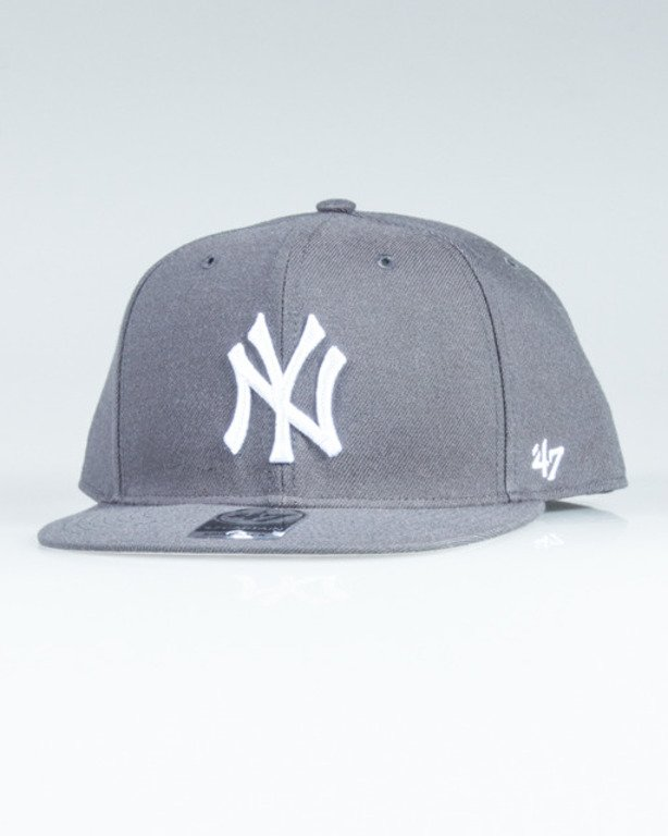 47 BRAND SNAPBACK MLB NEW YORK YANKEES GREY