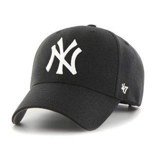 47 BRAND SNAPBACK NEW YORK YANKEES BLACK