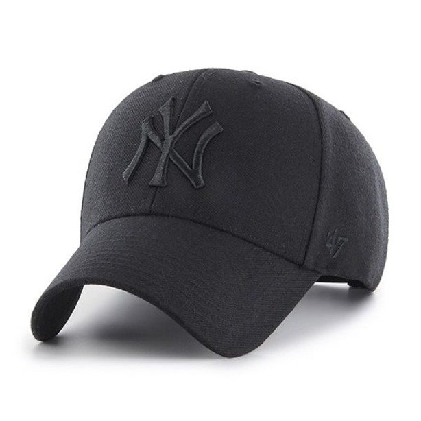 47 BRAND SNAPBACK NEW YORK YANKEES BLACK-BLACK