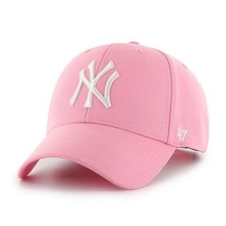 47 BRAND SNAPBACK NEW YORK YANKEES PINK