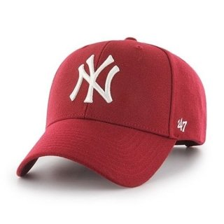 47 BRAND SNAPBACK NEW YORK YANKEES RED