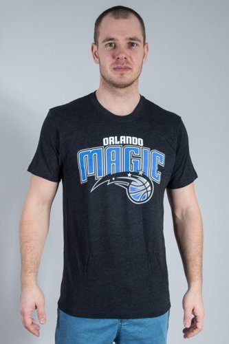 47 BRAND T-SHIRT CLUB MENS JEST ORLANDO MAGIC BLACK