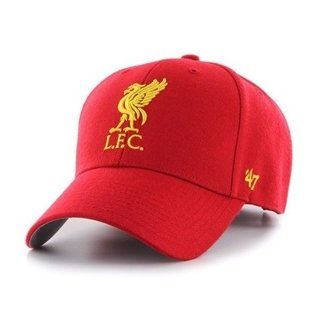 47 BRANS CAP LIVERPOOL FC RED