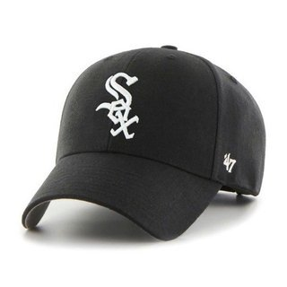 47 BRSND SNAPBACK MLB CHICAGO WHITE SOX BLACK