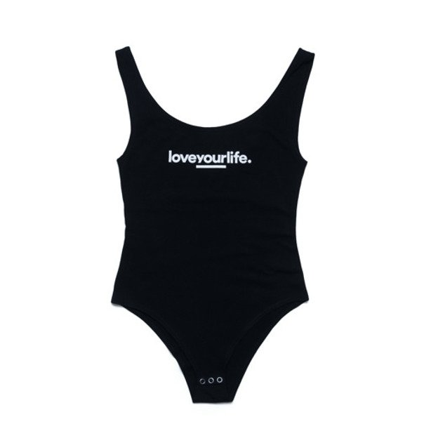 ALKOPOLIGAMIA BODY WOMAN LYL BLACK