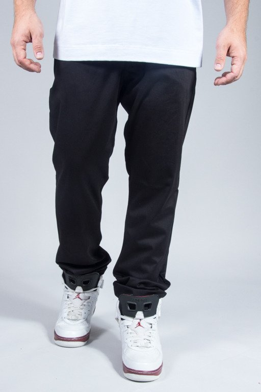 ALKOPOLIGAMIA PANTS CHINO JOGGER ALKO BLACK