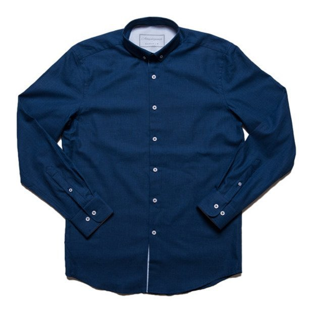 ALKOPOLIGAMIA SHIRT NAVY