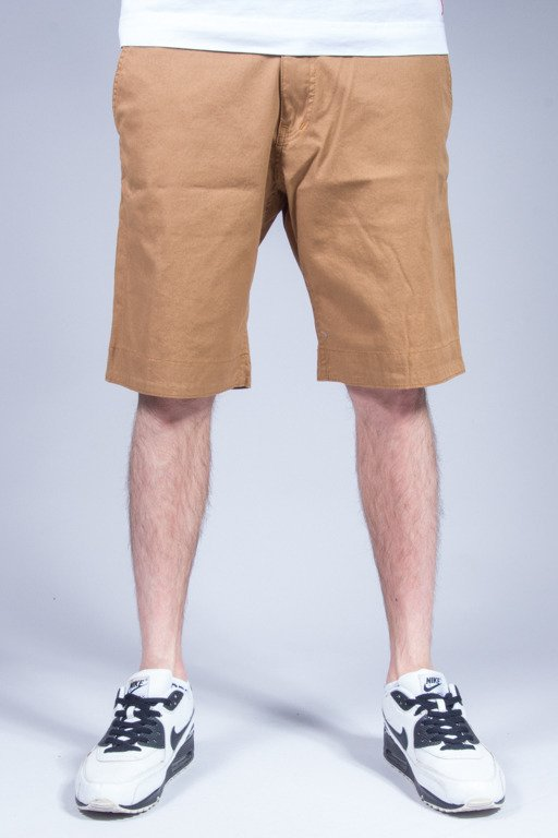 ALKOPOLIGAMIA SHORTS CHINO Aa\' BROWN