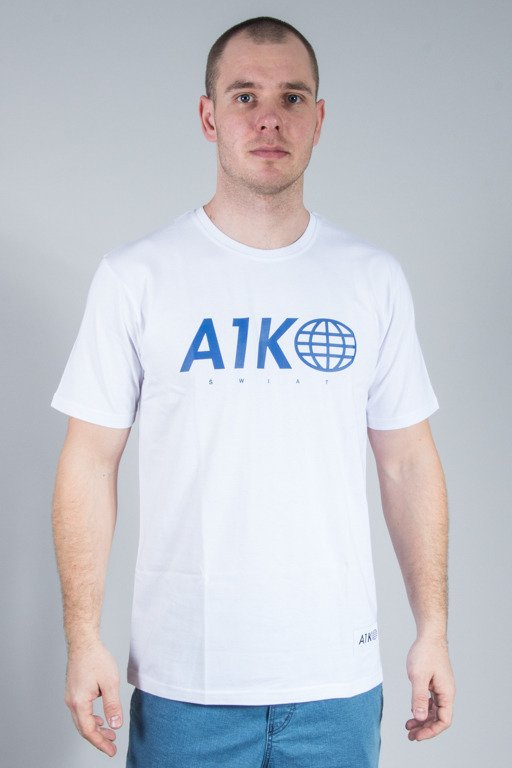 ALKOPOLIGAMIA T-SHIRT A1K0  WHITE