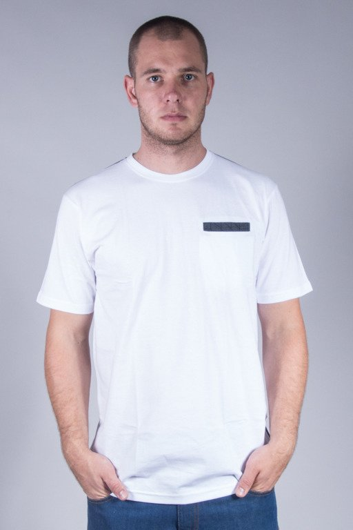 ALKOPOLIGAMIA T-SHIRT ALKO PATTERN WHITE