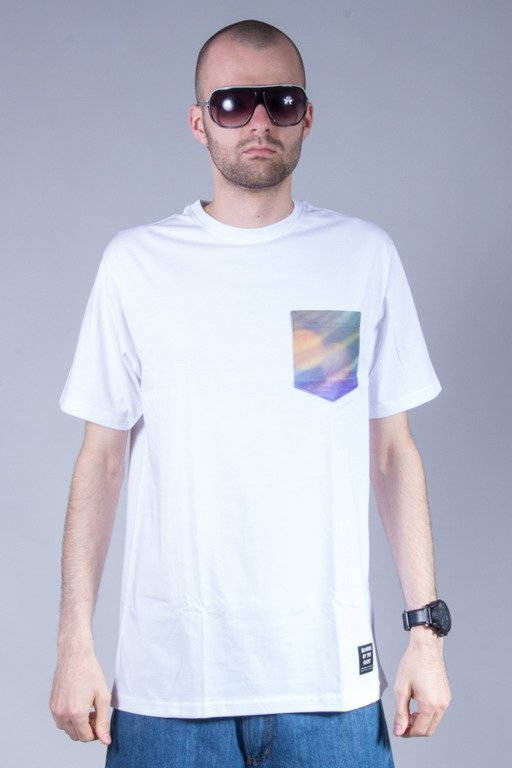 ALKOPOLIGAMIA T-SHIRT BLINDED RUNNER WHITE
