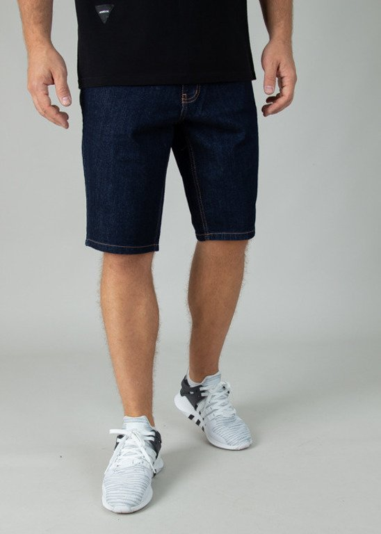 BOR SHORTS JEANS BORCREW DARK