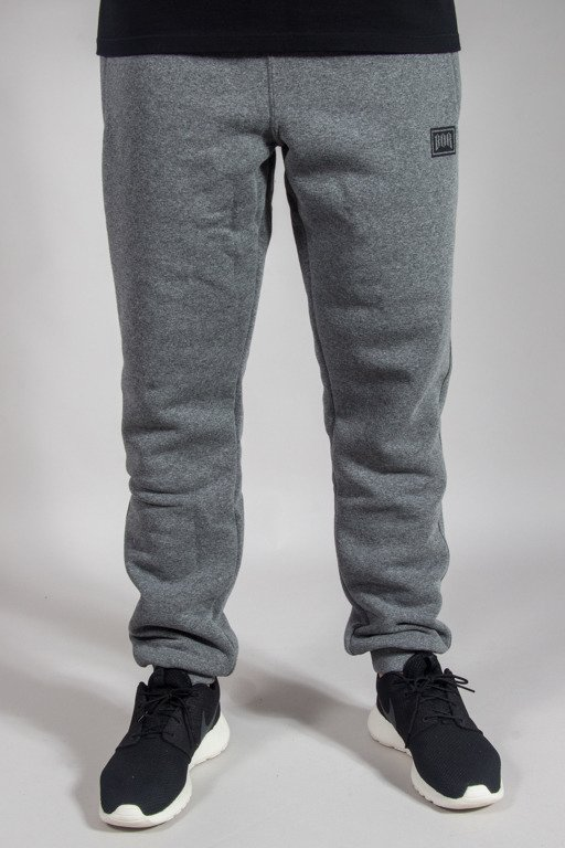 BOR SWEATPANTS BOR NEW GREY