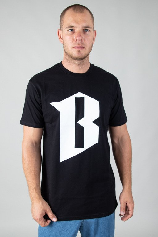 BOR T-SHIRT B BLACK