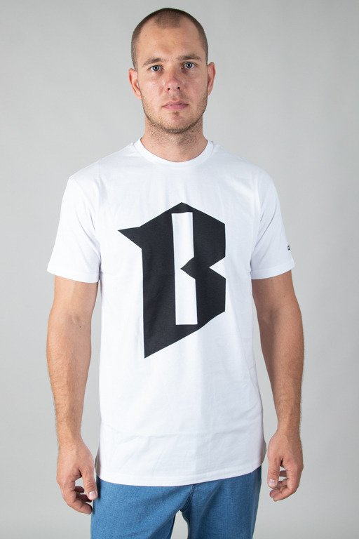 BOR T-SHIRT B WHITE