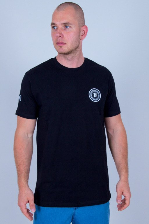 BOR T-SHIRT LAUR BLACK