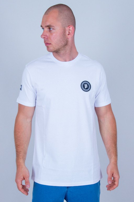 BOR T-SHIRT LAUR WHITE