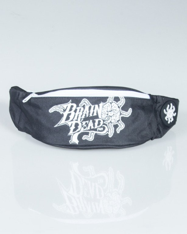 BRAIN DEAD FAMILIA STREETBAG OCCULT BASEBALL BLACK