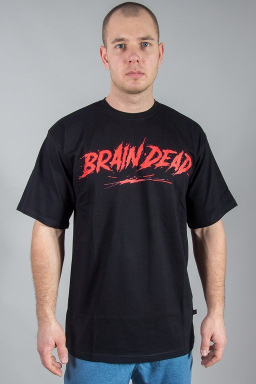BRAIN DEAD FAMILIA T-SHIRT BRAIN DEAD BLACK