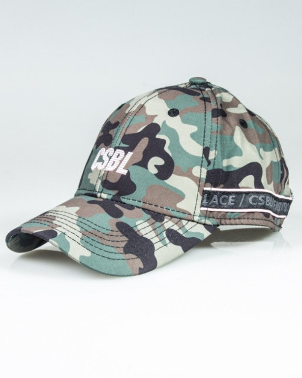 CAYLER & SONS CAP FIRST DIVISION CAMO
