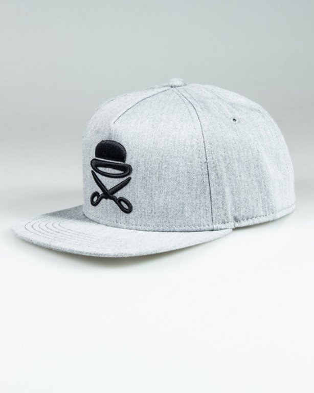 CAYLER & SONS CAP ICON GREY