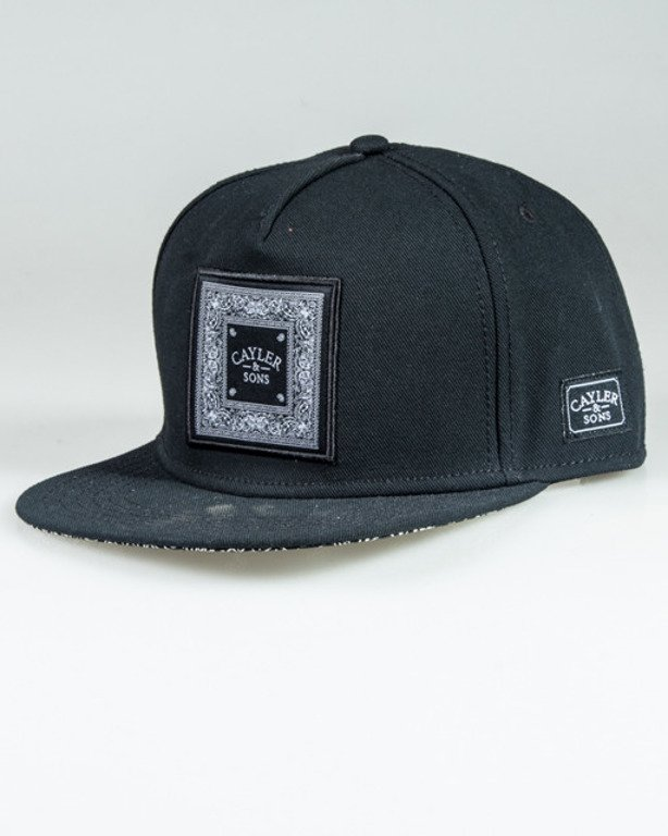 CAYLER & SONS CAP PAIZ BLACK