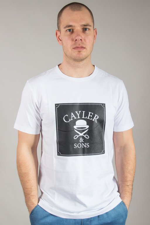 CAYLER & SONS T-SHIRT BOX WHITE