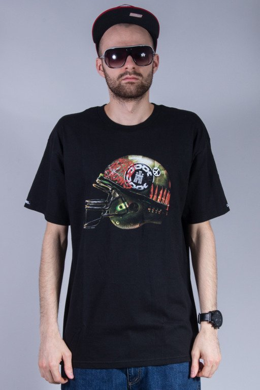 CROOKS&CASTLES KOSZULKA FULL METAL BLACK