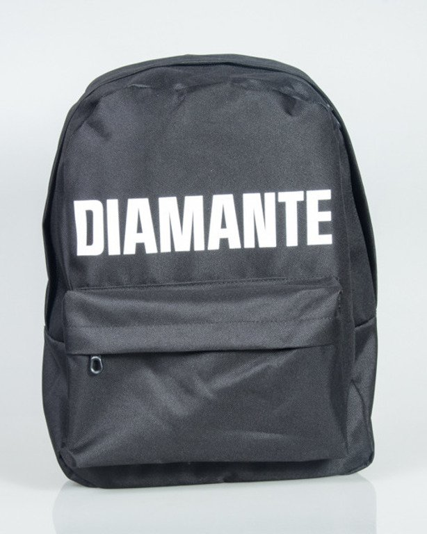 DIAMANTE WEAR BACKPACK 01 BLACK