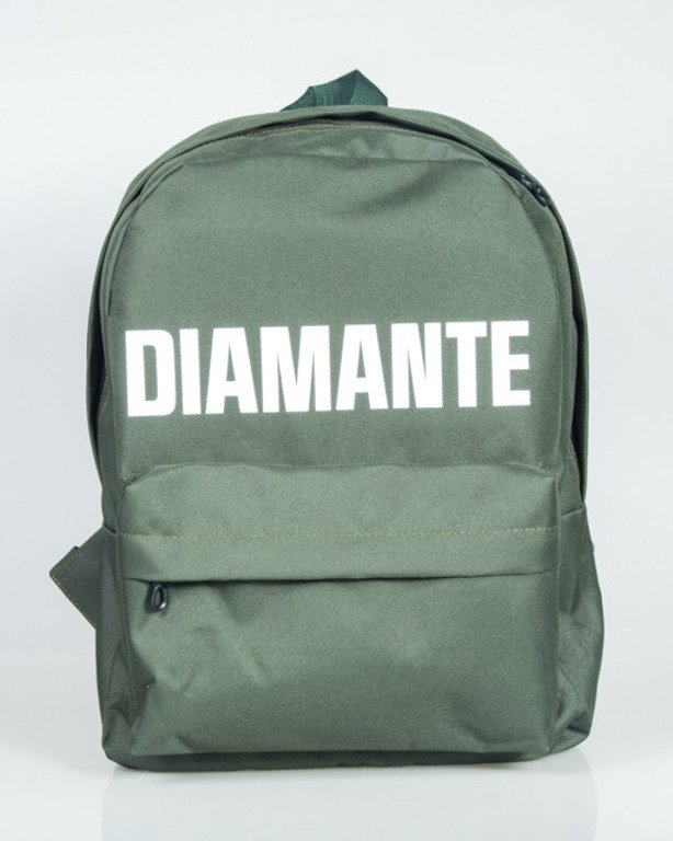 DIAMANTE WEAR BACKPACK 01 OLIVE