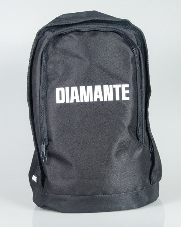 DIAMANTE WEAR BACKPACK 02 BLACK